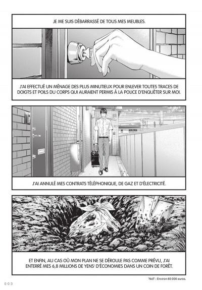 Page 4 Je voudrais être tué par une lycéenne tome 2