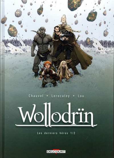 Couverture Wollodrïn tome 9