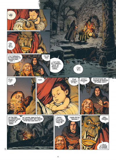 Page 2 Wollodrïn tome 9