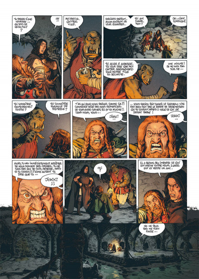 Page 3 Wollodrïn tome 9