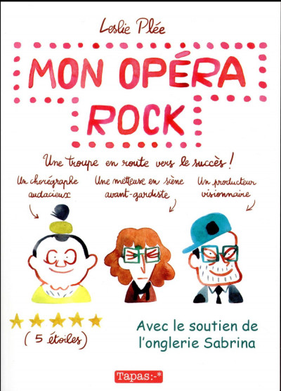 Couverture Mon opéra rock