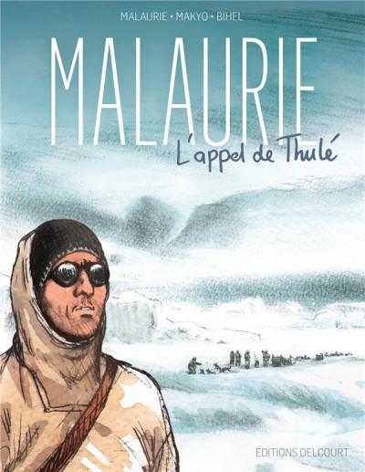 Couverture Malaurie, l'appel de Thulé