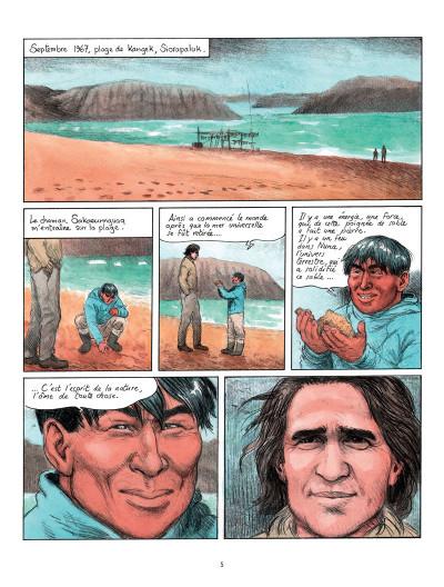 Page 1 Malaurie, l'appel de Thulé
