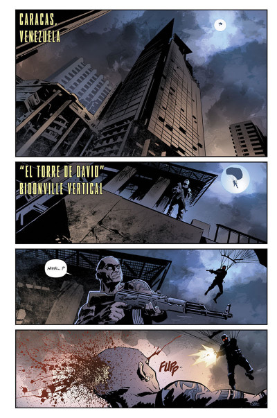 Page 1 James Bond tome 3