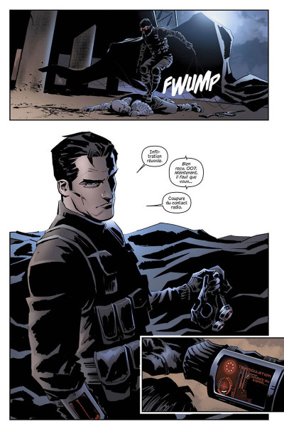 Page 2 James Bond tome 3