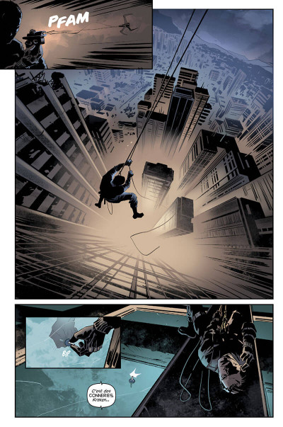 Page 3 James Bond tome 3