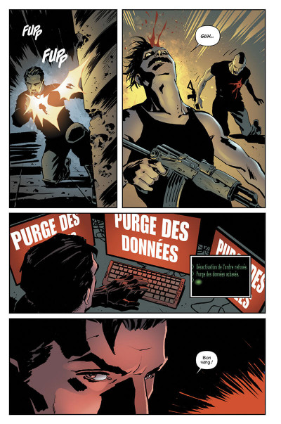Page 6 James Bond tome 3