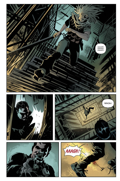 Page 7 James Bond tome 3