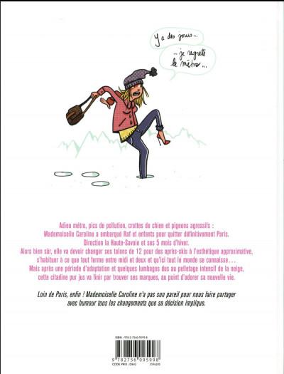 Dos Quitter Paris