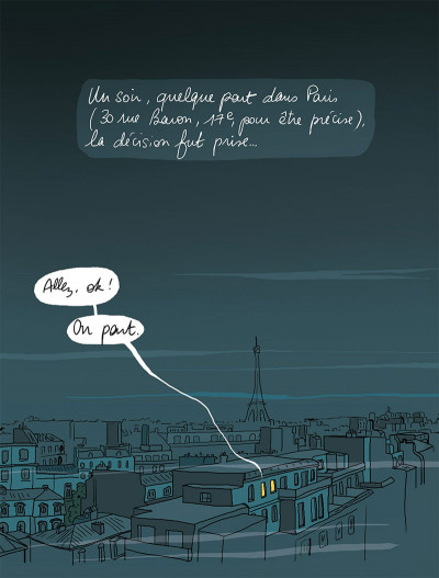 Page 2 Quitter Paris