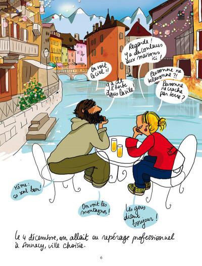 Page 4 Quitter Paris