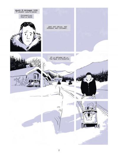 Page 1 Désintégration - journal d'un conseiller à Matignon