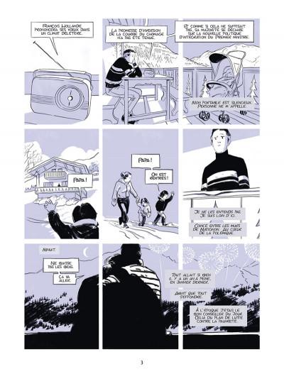 Page 2 Désintégration - journal d'un conseiller à Matignon