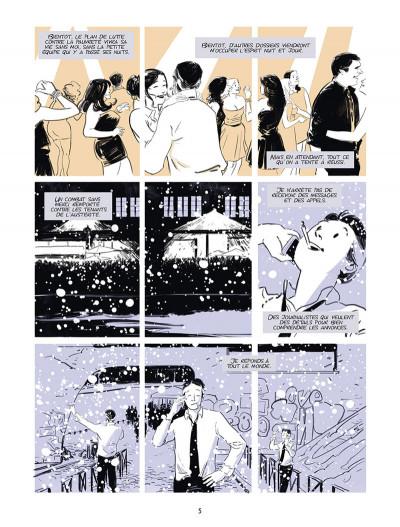 Page 4 Désintégration - journal d'un conseiller à Matignon