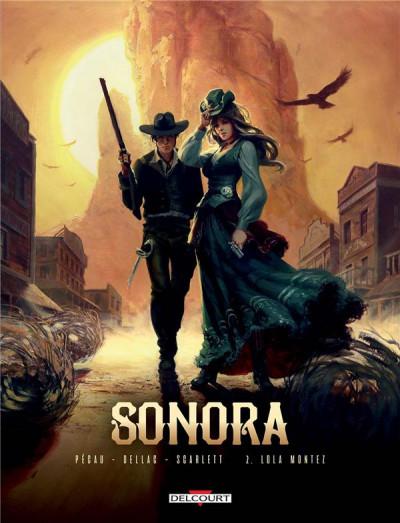 Couverture Sonora tome 2