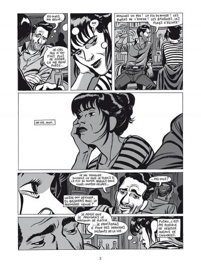 Page 3 L'homme gribouillé