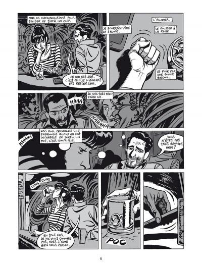 Page 4 L'homme gribouillé