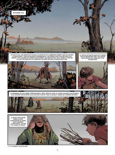 Page 3 L'homme de l'année tome 15 - 1440