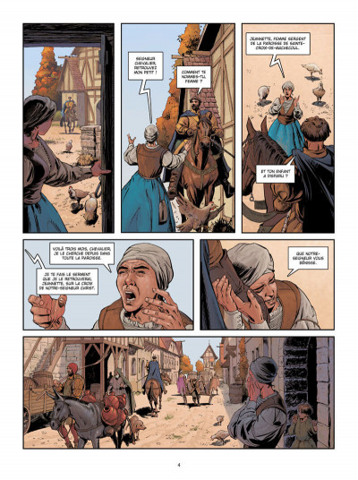 Page 4 L'homme de l'année tome 15 - 1440