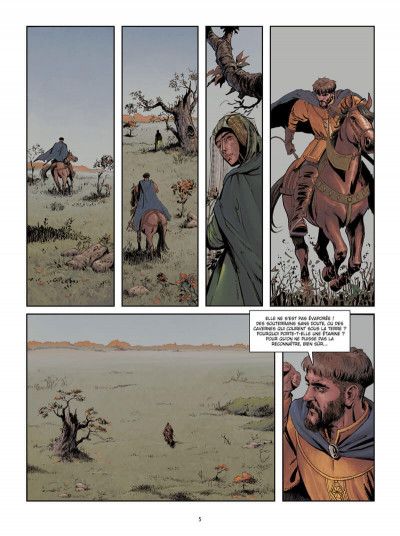Page 5 L'homme de l'année tome 15 - 1440