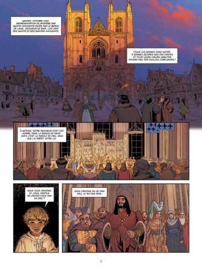 Page 7 L'homme de l'année tome 15 - 1440