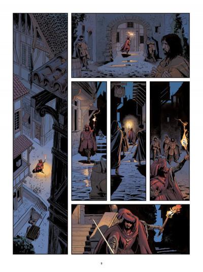 Page 9 L'homme de l'année tome 15 - 1440