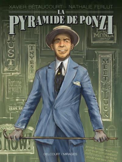 Couverture Pyramide de Ponzi