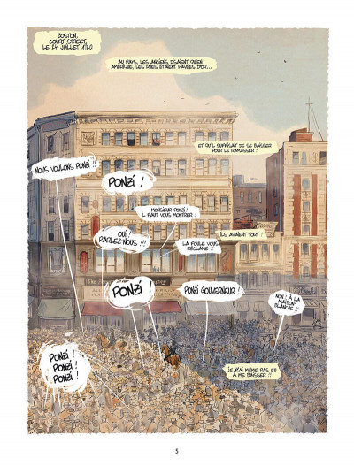 Page 1 Pyramide de Ponzi