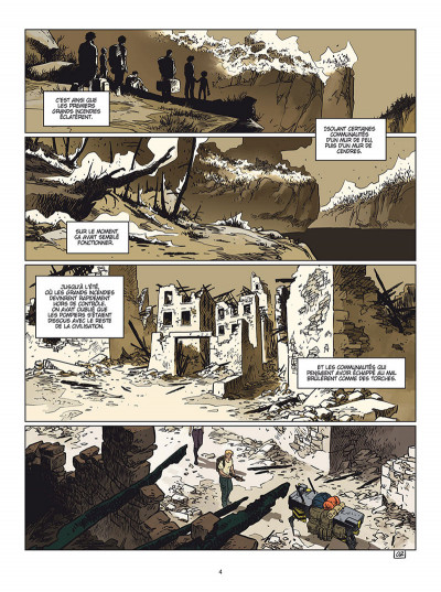 Page 2 Soleil froid tome 3