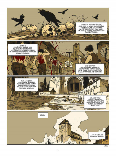 Page 3 Soleil froid tome 3