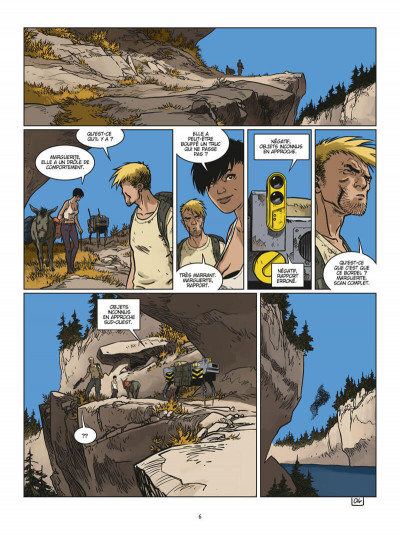 Page 6 Soleil froid tome 3