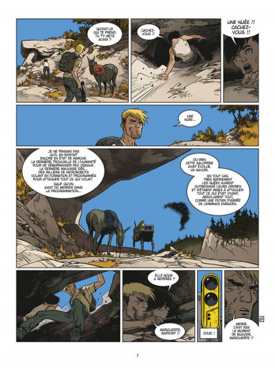 Page 7 Soleil froid tome 3