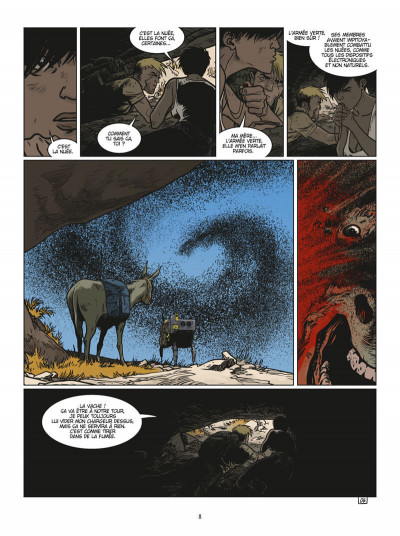 Page 8 Soleil froid tome 3