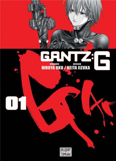Couverture Gantz G tome 1