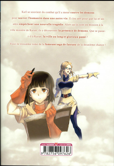 Dos Die & retry tome 3