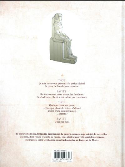 Dos Gaspard et la malédiction du prince-fantôme