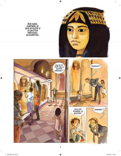Page 2 Gaspard et la malédiction du prince-fantôme