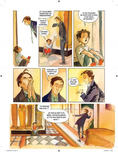Page 3 Gaspard et la malédiction du prince-fantôme