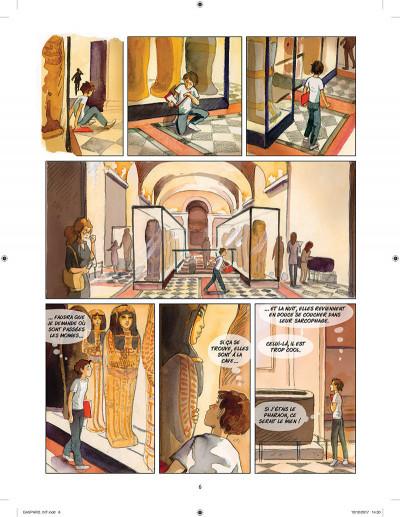 Page 4 Gaspard et la malédiction du prince-fantôme