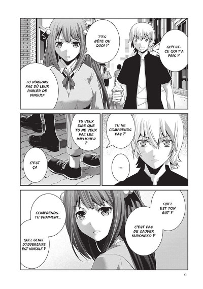 Page 6 Brynhildr in the darkness tome 17