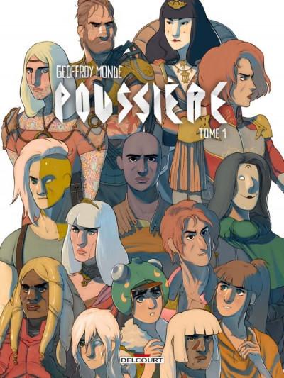 Couverture Poussière tome 1