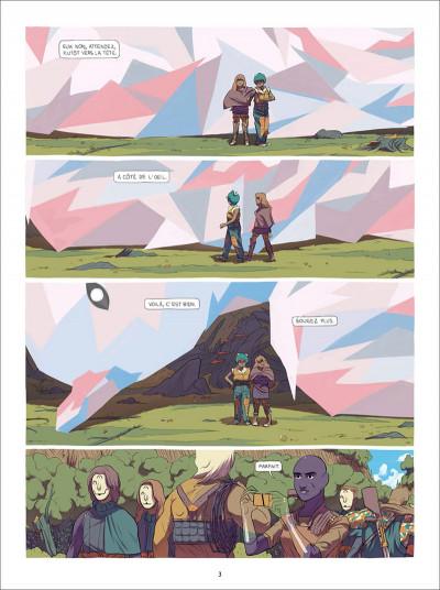 Page 1 Poussière tome 1