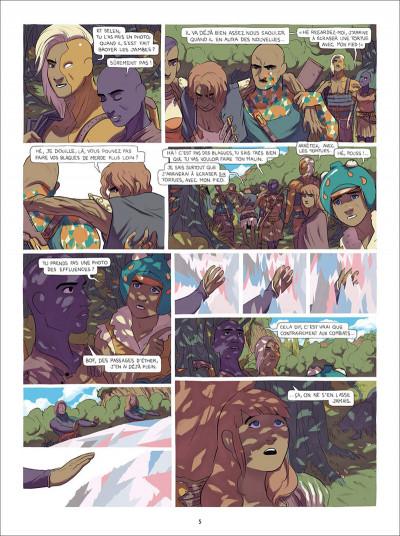Page 3 Poussière tome 1