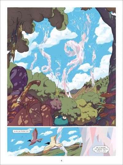 Page 4 Poussière tome 1