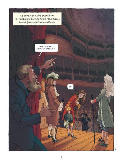 Page 4 Sacha Guitry - Une vie en BD