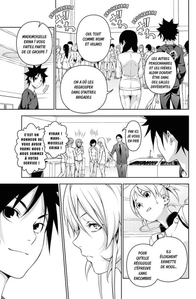 Page 8 Food wars ! tome 21