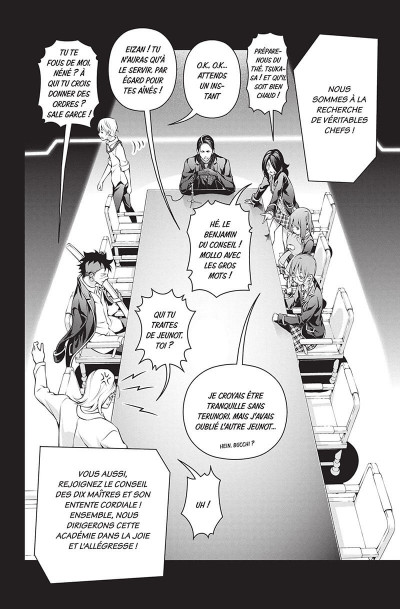 Page 6 Food wars ! tome 22