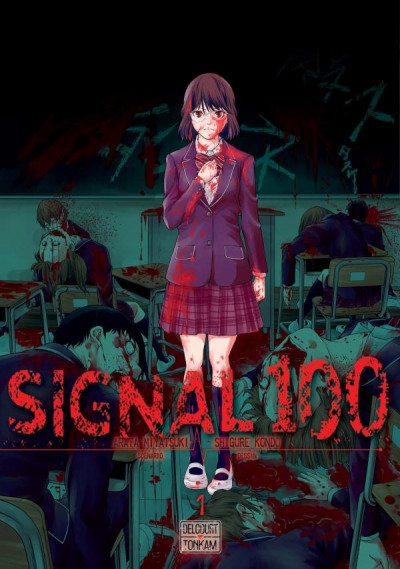Couverture Signal 100 tome 1