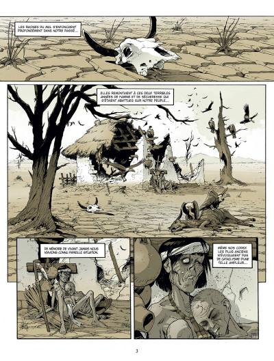 Page 1 Serpent et la lance tome 1