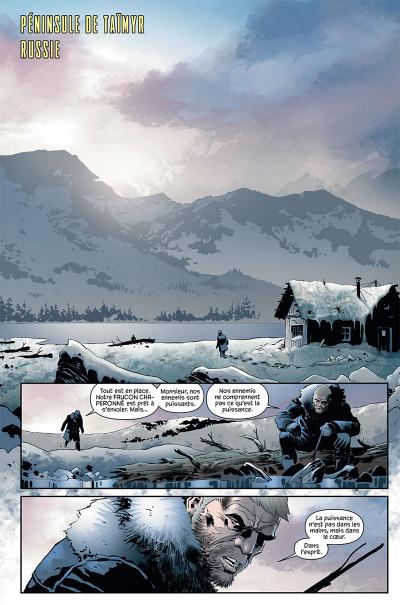 Page 1 James Bond tome 4